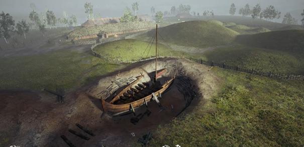 Screenshot der Webseite Gjellestad